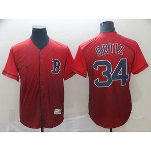 Boston Red Sox David Ortiz Jersey 1